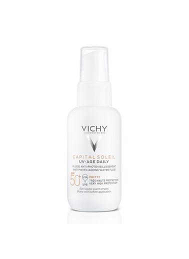 Vichy Güneş Koruyucu Renkli